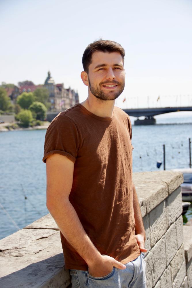 Claudio Scattarelli in Konstanz am See